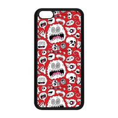 Another Monster Pattern Apple iPhone 5C Seamless Case (Black)