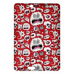 Another Monster Pattern Amazon Kindle Fire HD (2013) Hardshell Case