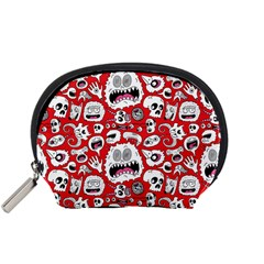 Another Monster Pattern Accessory Pouches (Small)