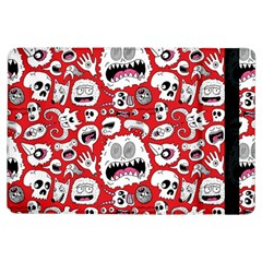 Another Monster Pattern iPad Air Flip