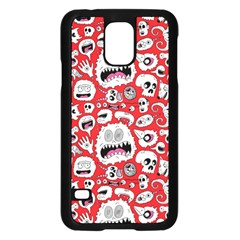 Another Monster Pattern Samsung Galaxy S5 Case (black)