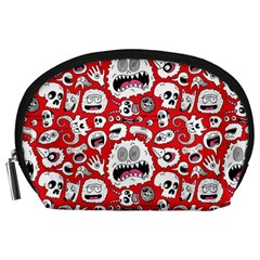 Another Monster Pattern Accessory Pouches (Large)