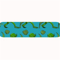 Swamp Monster Pattern Large Bar Mats
