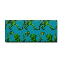 Swamp Monster Pattern Cosmetic Storage Cases