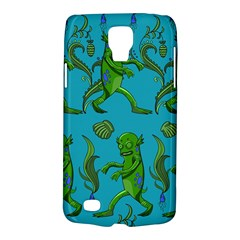 Swamp Monster Pattern Galaxy S4 Active