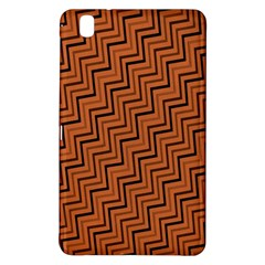 Brown Zig Zag Background Samsung Galaxy Tab Pro 8 4 Hardshell Case