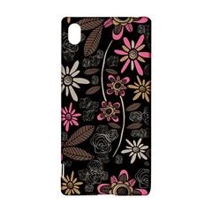 Flower Art Pattern Sony Xperia Z3+