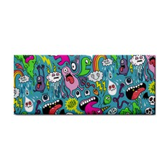 Monster Party Pattern Cosmetic Storage Cases