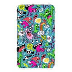 Monster Party Pattern Memory Card Reader