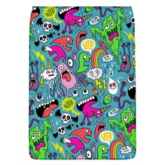 Monster Party Pattern Flap Covers (l)