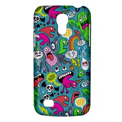 Monster Party Pattern Galaxy S4 Mini