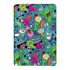 Monster Party Pattern Samsung Galaxy Tab Pro 10.1 Hardshell Case