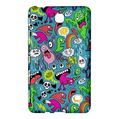 Monster Party Pattern Samsung Galaxy Tab 4 (7 ) Hardshell Case