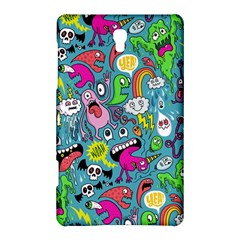 Monster Party Pattern Samsung Galaxy Tab S (8 4 ) Hardshell Case