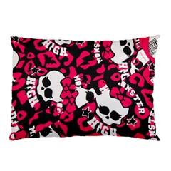 Mattel Monster Pattern Pillow Case