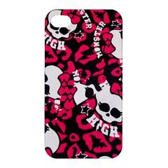 Mattel Monster Pattern Apple Iphone 4/4s Hardshell Case