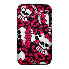 Mattel Monster Pattern iPhone 3S/3GS