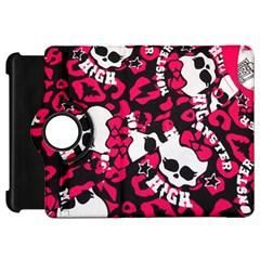 Mattel Monster Pattern Kindle Fire HD 7