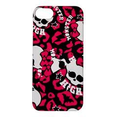 Mattel Monster Pattern Apple Iphone 5s/ Se Hardshell Case