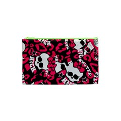 Mattel Monster Pattern Cosmetic Bag (XS)