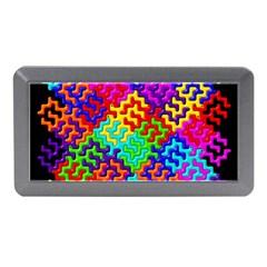 3d Fsm Tessellation Pattern Memory Card Reader (mini)
