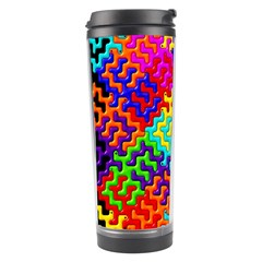 3d Fsm Tessellation Pattern Travel Tumbler