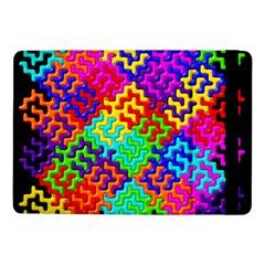 3d Fsm Tessellation Pattern Samsung Galaxy Tab Pro 10.1  Flip Case