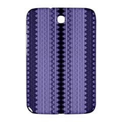 Zig Zag Repeat Pattern Samsung Galaxy Note 8.0 N5100 Hardshell Case