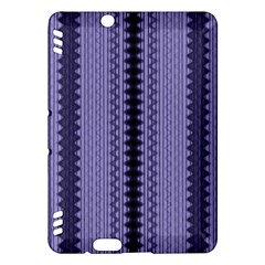 Zig Zag Repeat Pattern Kindle Fire HDX Hardshell Case