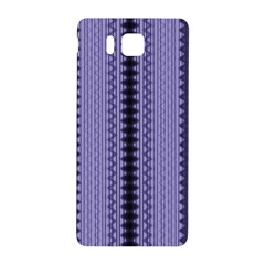 Zig Zag Repeat Pattern Samsung Galaxy Alpha Hardshell Back Case