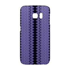 Zig Zag Repeat Pattern Galaxy S6 Edge