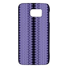 Zig Zag Repeat Pattern Galaxy S6