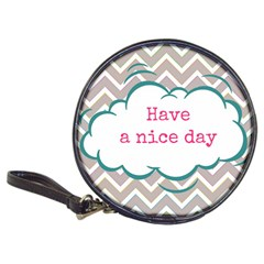 Have A Nice Day Classic 20-CD Wallets