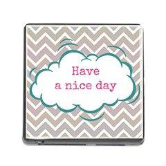 Have A Nice Day Memory Card Reader (Square)