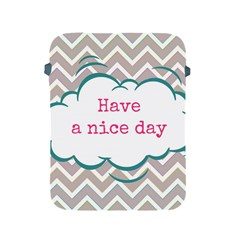 Have A Nice Day Apple Ipad 2/3/4 Protective Soft Cases