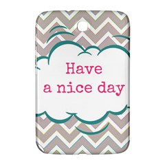 Have A Nice Day Samsung Galaxy Note 8.0 N5100 Hardshell Case