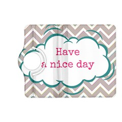 Have A Nice Day Kindle Fire Hd (2013) Flip 360 Case
