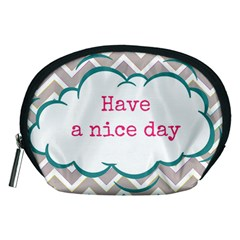 Have A Nice Day Accessory Pouches (medium)