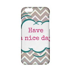 Have A Nice Day Apple iPhone 6/6S Hardshell Case