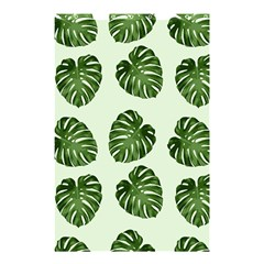 Leaf Pattern Seamless Background Shower Curtain 48  x 72  (Small)