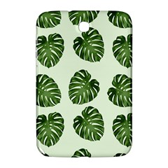 Leaf Pattern Seamless Background Samsung Galaxy Note 8.0 N5100 Hardshell Case