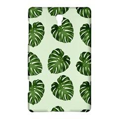 Leaf Pattern Seamless Background Samsung Galaxy Tab S (8.4 ) Hardshell Case