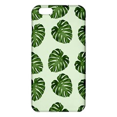 Leaf Pattern Seamless Background iPhone 6 Plus/6S Plus TPU Case