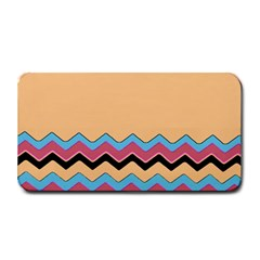 Chevrons Patterns Colorful Stripes Medium Bar Mats