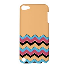 Chevrons Patterns Colorful Stripes Apple Ipod Touch 5 Hardshell Case