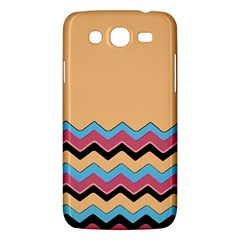 Chevrons Patterns Colorful Stripes Samsung Galaxy Mega 5 8 I9152 Hardshell Case