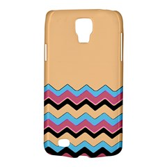 Chevrons Patterns Colorful Stripes Galaxy S4 Active