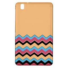 Chevrons Patterns Colorful Stripes Samsung Galaxy Tab Pro 8.4 Hardshell Case