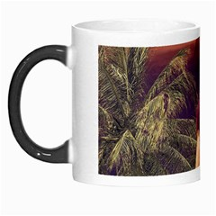 Tropical Style Collage Design Poster Morph Mugs
