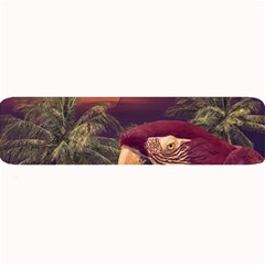 Tropical Style Collage Design Poster Large Bar Mats